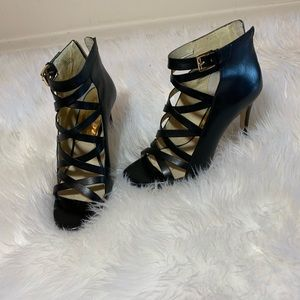 Michael kors caged heels